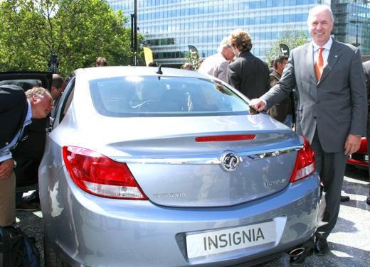 Opel Insignia – Presentazione a Londra - Foto 14 di 15