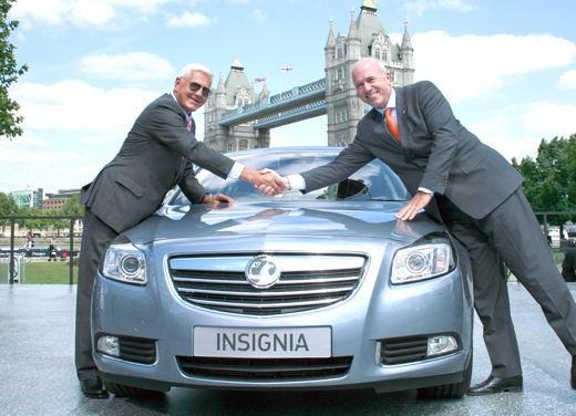 Opel Insignia – Presentazione a Londra - Foto 15 di 15