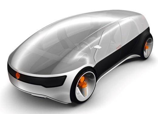 Volkswagen One, Ego e Room: il futuro dell'auto - Foto 6 di 13