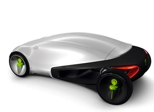Volkswagen One, Ego e Room: il futuro dell'auto - Foto 7 di 13