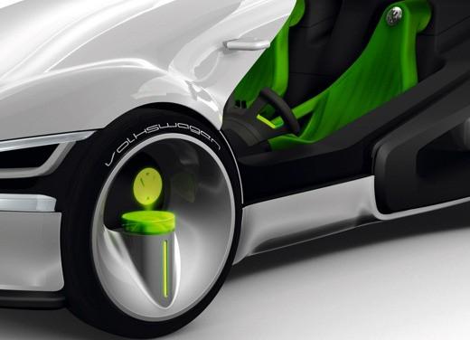 Volkswagen One, Ego e Room: il futuro dell'auto - Foto 9 di 13