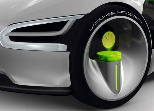 Volkswagen One, Ego e Room: il futuro dell'auto - Foto 10 di 13
