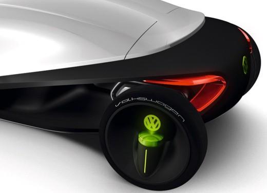 Volkswagen One, Ego e Room: il futuro dell'auto - Foto 11 di 13