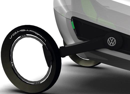 Volkswagen One, Ego e Room: il futuro dell'auto - Foto 13 di 13
