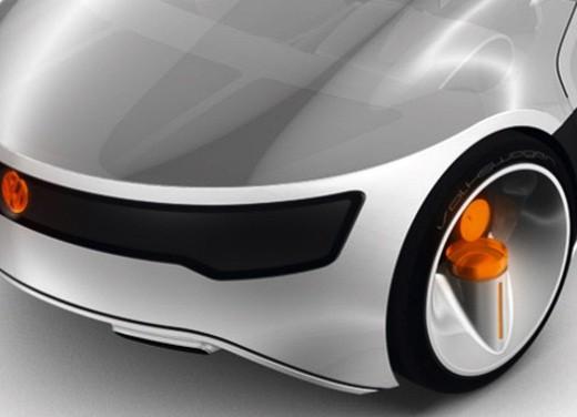 Volkswagen One, Ego e Room: il futuro dell'auto - Foto 3 di 13
