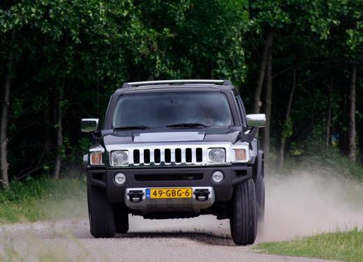 Hummer H3 V8 2008