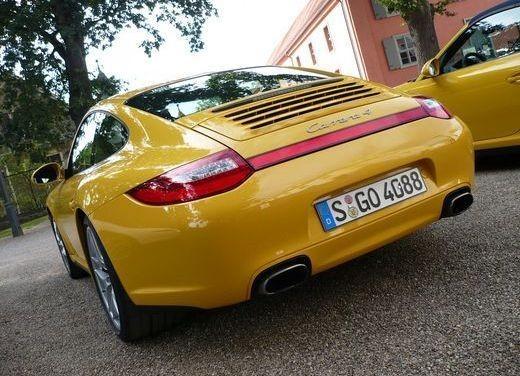 Porsche 911 Carrera 4 e 4S – Test Drive - Foto 29 di 31