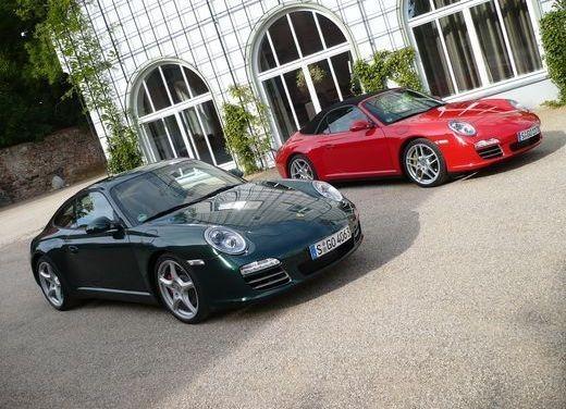 Porsche 911 Carrera 4 e 4S – Test Drive - Foto 25 di 31