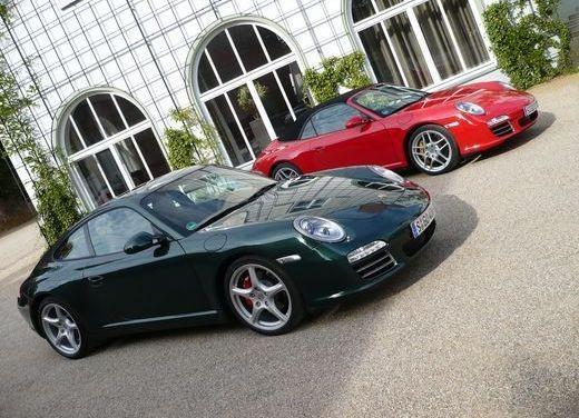 Porsche 911 Carrera 4 e 4S – Test Drive - Foto 26 di 31