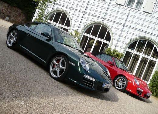Porsche 911 Carrera 4 e 4S – Test Drive - Foto 27 di 31