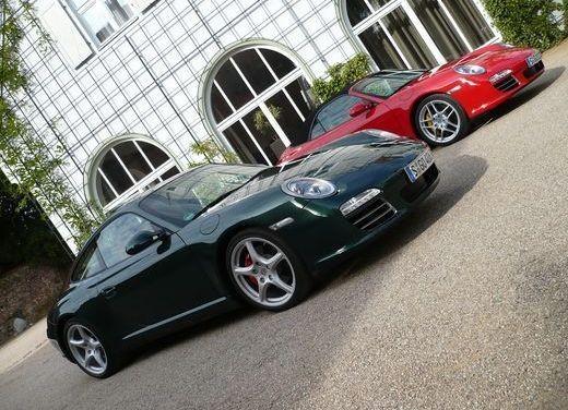 Porsche 911 Carrera 4 e 4S – Test Drive - Foto 28 di 31