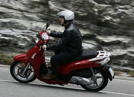 Kymco People 200 – Test Ride