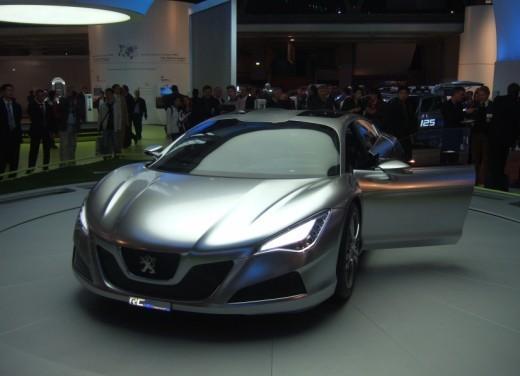 Peugeot RC Concept - Foto 3 di 14