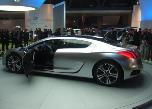 Peugeot RC Concept - Foto 4 di 14