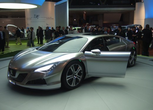 Peugeot RC Concept - Foto 7 di 14