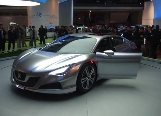 Peugeot RC Concept - Foto 8 di 14