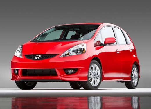 Nuova Honda Jazz – Test Drive - Foto 26 di 32