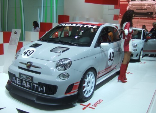 Fiat nuova 500 Abarth Esseesse