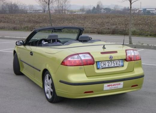 Saab 9-3 Cabrio 2.0 Vector : Test Drive - Foto 1 di 7