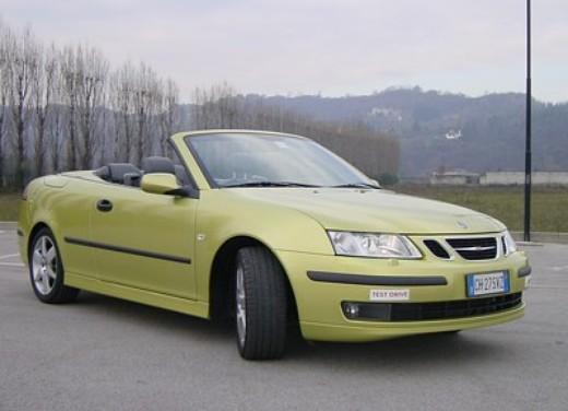 Saab 9-3 Cabrio 2.0 Vector : Test Drive - Foto 2 di 7