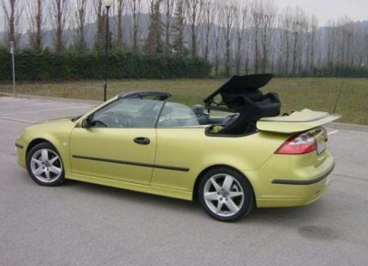 Saab 9-3 Cabrio 2.0 Vector : Test Drive - Foto 3 di 7