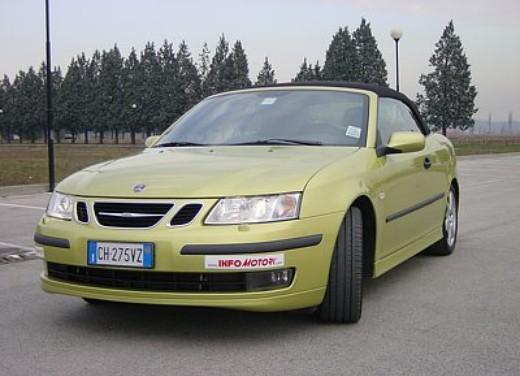 Saab 9-3 Cabrio 2.0 Vector : Test Drive - Foto 5 di 7