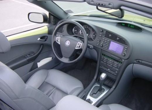Saab 9-3 Cabrio 2.0 Vector : Test Drive - Foto 7 di 7
