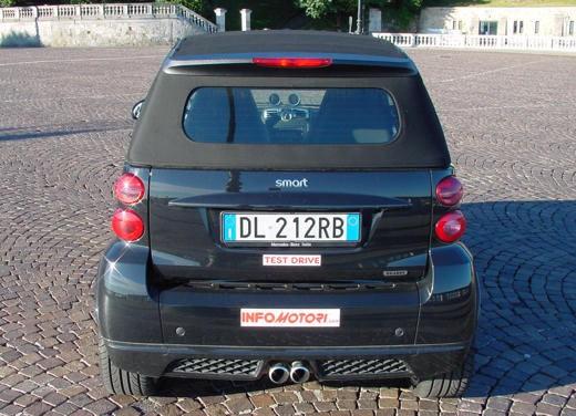 Smart ForTwo Cabrio Brabus Xclusive – Test Drive - Foto 10 di 16