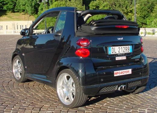 Smart ForTwo Cabrio Brabus Xclusive – Test Drive - Foto 2 di 16