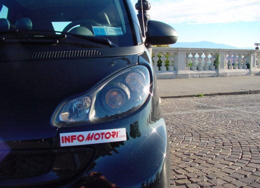Smart ForTwo Cabrio Brabus Xclusive – Test Drive - Foto 4 di 16