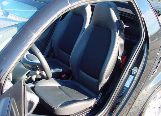 Smart ForTwo Cabrio Brabus Xclusive – Test Drive - Foto 15 di 16