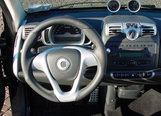 Smart ForTwo Cabrio Brabus Xclusive – Test Drive - Foto 16 di 16