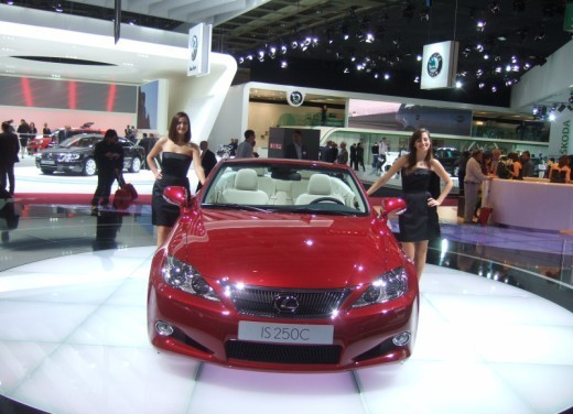 Lexus IS Coupè Cabriolet