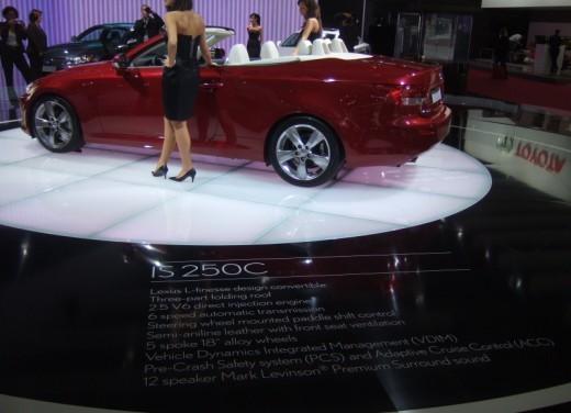 Lexus IS Coupè Cabriolet - Foto 9 di 11