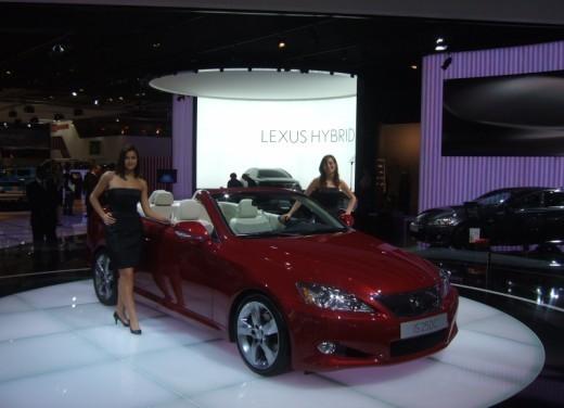 Lexus IS Coupè Cabriolet - Foto 5 di 11
