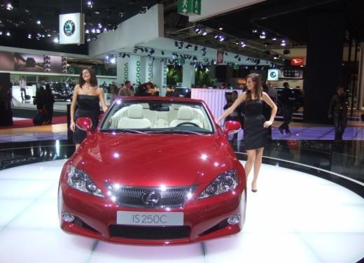 Lexus IS Coupè Cabriolet - Foto 4 di 11