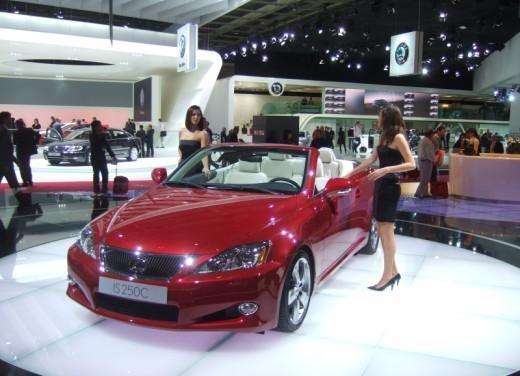 Lexus IS Coupè Cabriolet - Foto 2 di 11