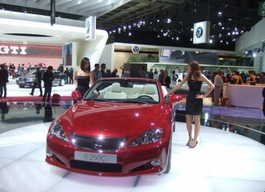 Lexus IS Coupè Cabriolet - Foto 11 di 11