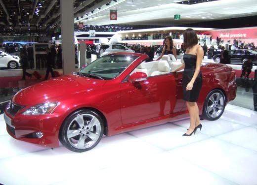Lexus IS Coupè Cabriolet - Foto 7 di 11