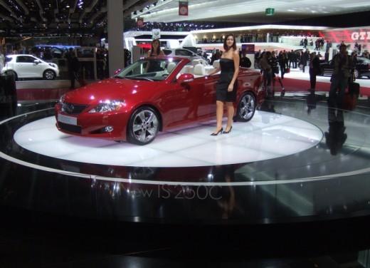 Lexus IS Coupè Cabriolet - Foto 8 di 11
