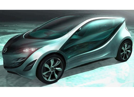 Mazda Kiyora - Foto 3 di 42