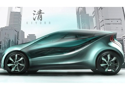 Mazda Kiyora - Foto 5 di 42