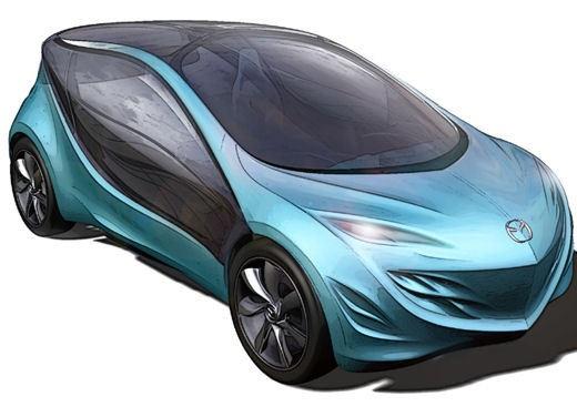 Mazda Kiyora - Foto 6 di 42