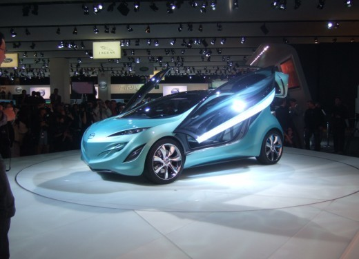 Mazda Kiyora - Foto 12 di 42