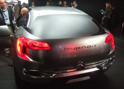 Citroen Hypnos Hybrid - Foto 7 di 8