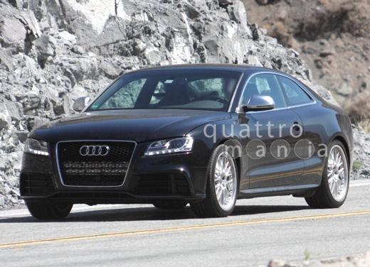 Audi RS5 – spy - Foto 2 di 8
