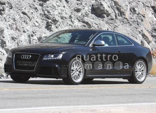 Audi RS5 – spy - Foto 4 di 8