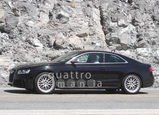 Audi RS5 – spy - Foto 5 di 8