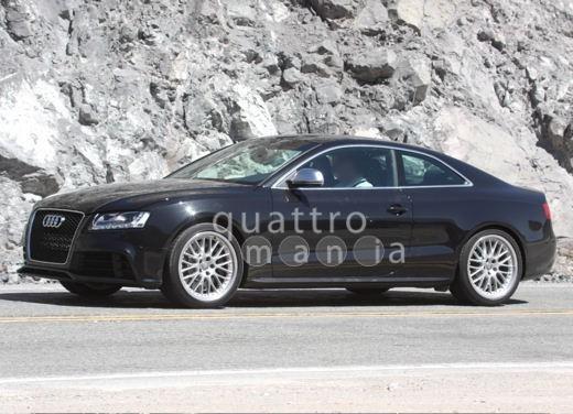 Audi RS5 – spy - Foto 6 di 8