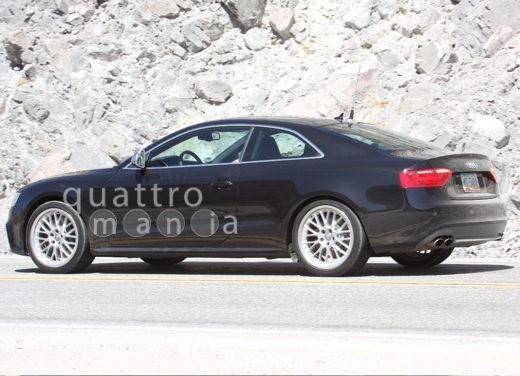 Audi RS5 – spy - Foto 7 di 8